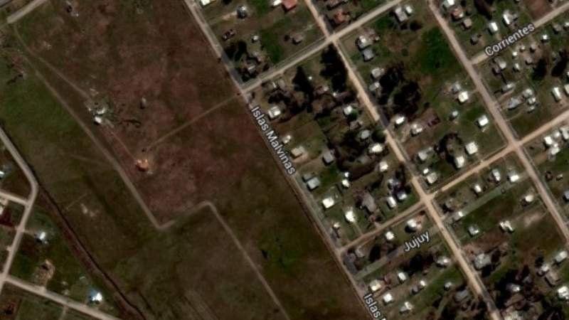 Intentaron usurpar un terreno en el barrio Los Naranjos