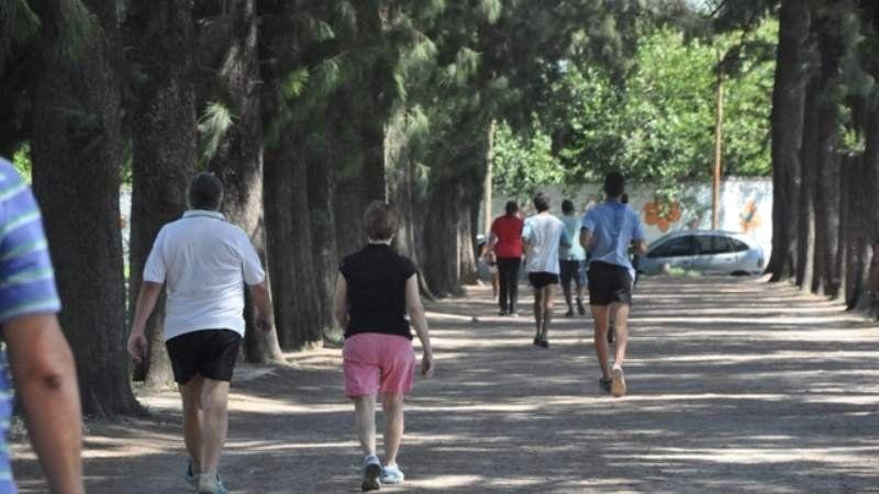 Parque Amat: una opción natural y gratuita para hacer ejericicio