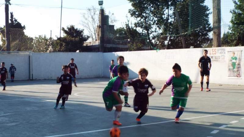 El fútbol Infantil vuelve a las canchas
