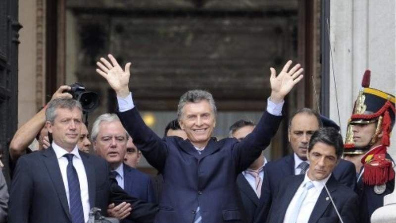 Macri dio su discurso inaugural en el Congreso con críticas al anterior gobierno