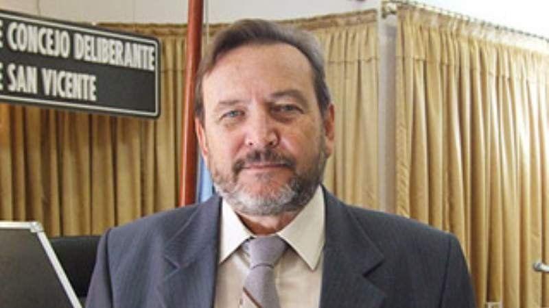Arrojaron una bomba molotov a la casa del ex concejal Rodolfo Canos