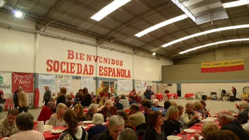 La Sociedad Española celebró sus 105 años