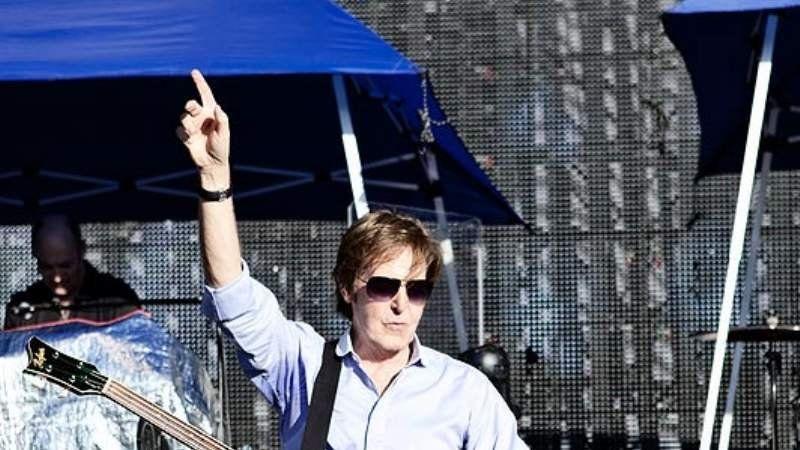 El niño sanvicentino que tocó con Paul McCartney