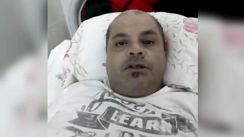 Lleva 8 meses internado en el Meléndez esperando una operación y pide ayuda