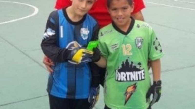 Los árbitros de Echeverría y Ezeiza implementaron la tarjeta verde