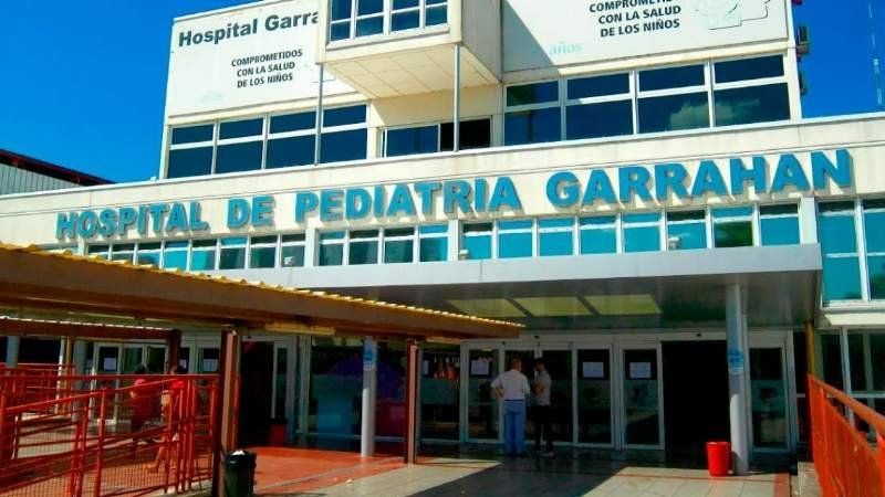 Allanaron el hospital Garrahan tras la declaración del médico acusado de pedofilia