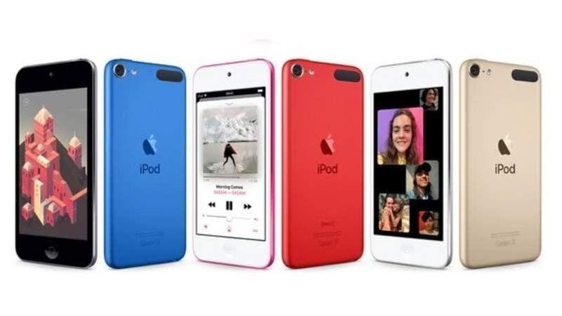 Apple vuelve a apostar por el iPod Touch tras cuatro años