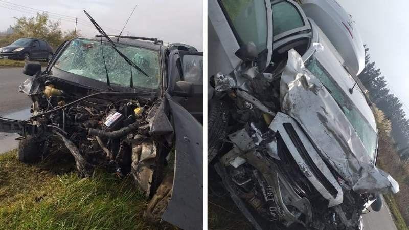 Ruta 58: Murió la mujer que había quedado gravemente herida en el último choque