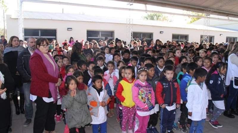 Se inauguraron obras de puesta en valor en el barrio América Unida