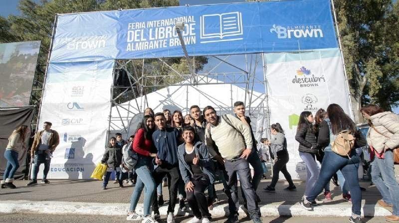 Feria del Libro en Almirante Brown: Conocé el cronograma de actividades