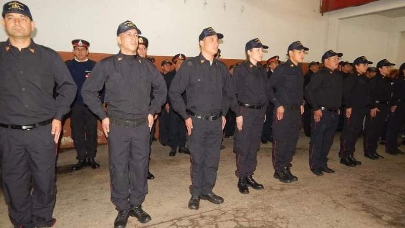 Egresaron los primeros 10 bomberos de Domselaar y hay 4 mujeres