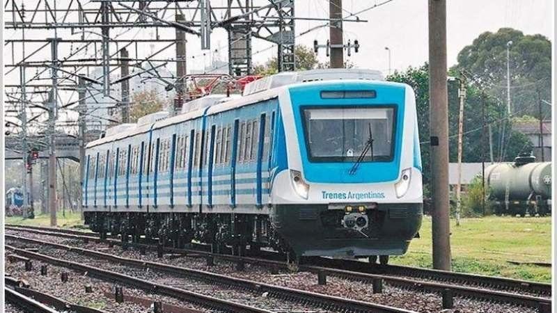 Trenes suspendidos por accidente en El Jagüel