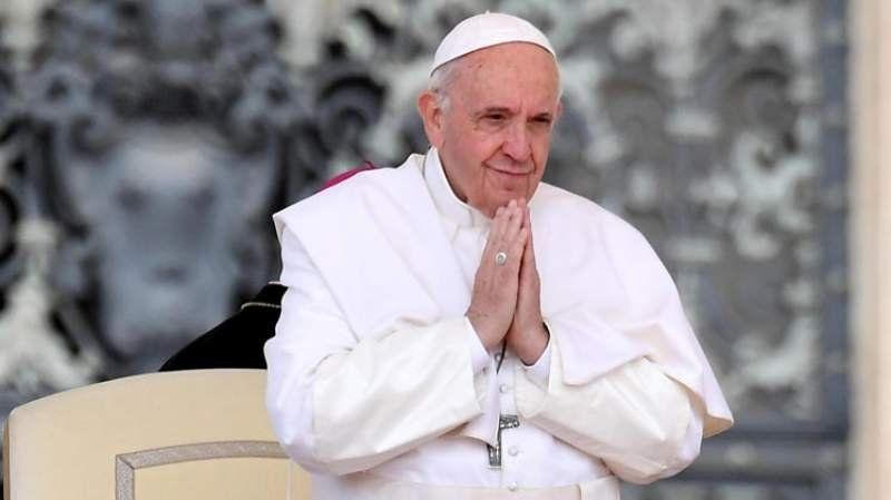 El Papa Francisco modificó la letra del Padre Nuestro