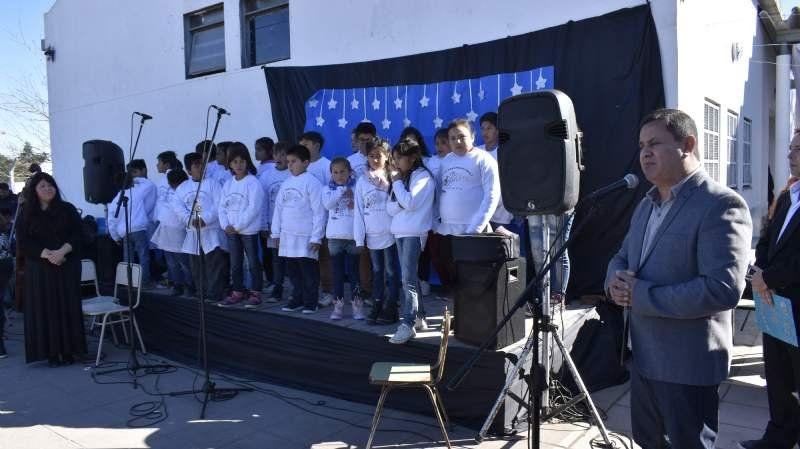 Celebraron los 25 años de la Escuela 27 de Alejandro Korn con una gran fiesta