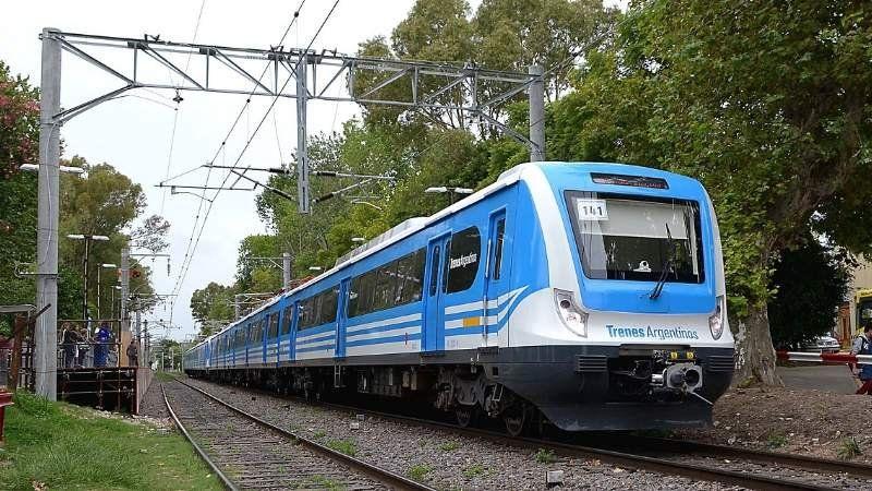 No funcionan los servicios del Tren Roca
