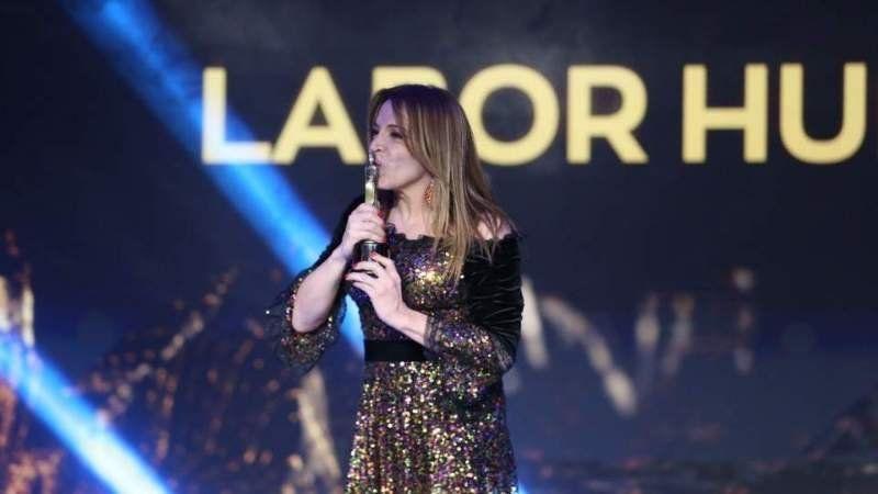 Lizy Tagliani ganó el Martín Fierro como mejor humorista
