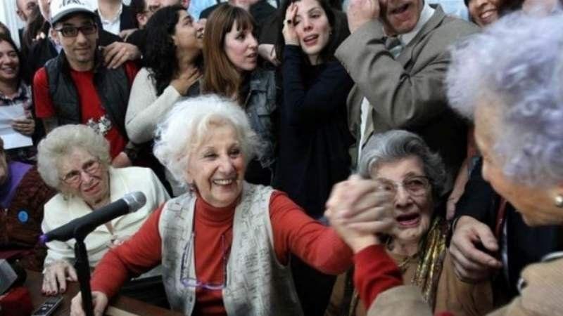 Abuelas de Plaza de Mayo confirmaron el hallazgo del nieto 130