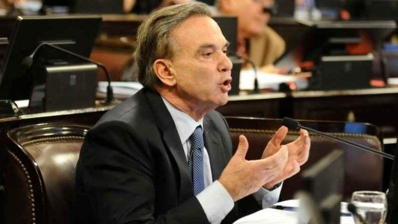 Miguel Ángel Pichetto será candidato a vicepresidente en la fórmula con Mauricio Macri