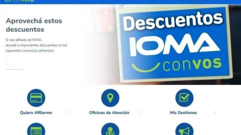 Lanzaron un programa de descuentos para afiliados de IOMA