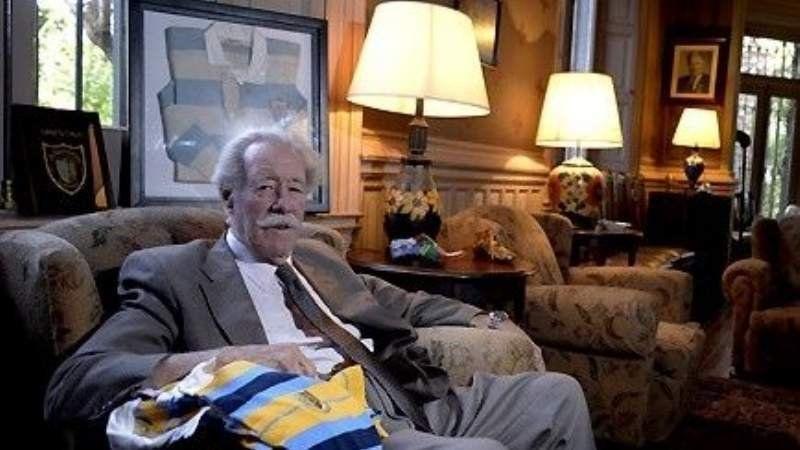 Dos años sin John Vibart, un emblema del club San Albano