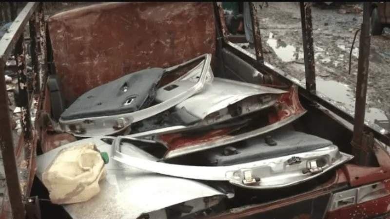 9 de Abril: cayeron pirañas que robaban autos y luego vendían sus partes