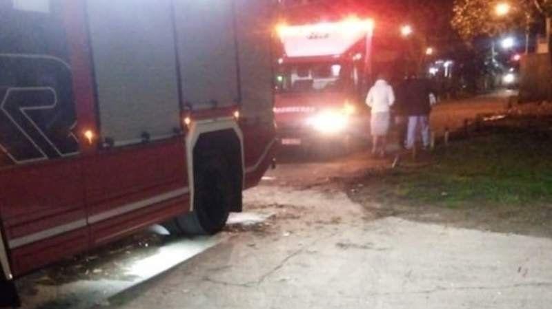 Murió una paciente del Hospital Esteves en un feroz incendio