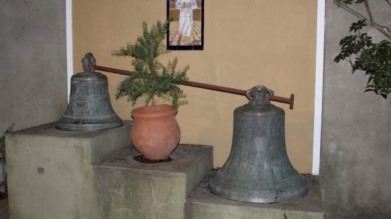 Las campanas de la Iglesia de San Vicente como nunca las viste, a 25 años de su colocación