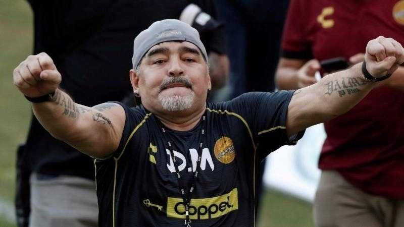 No me estoy muriendo: El descargo de Diego Maradona tras los rumores sobre su salud