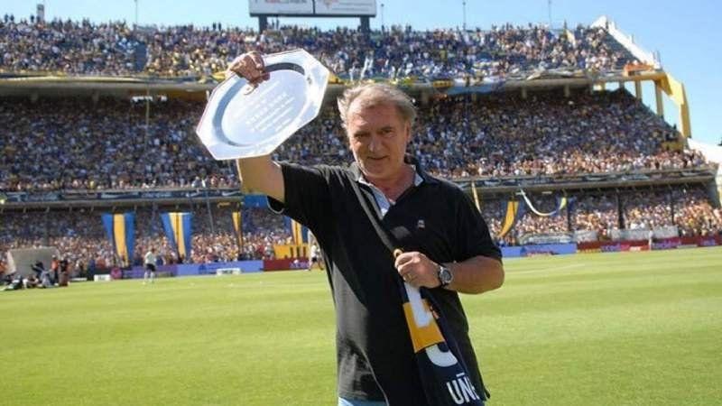 Murió el ex jugador de Boca Rubén Chapa Suñé
