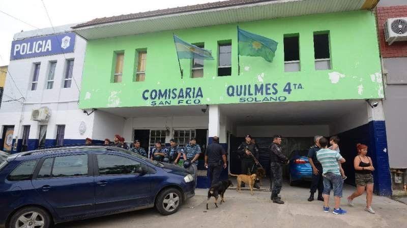 Quilmes: vecinos atraparon a un ladrón y le dieron una paliza