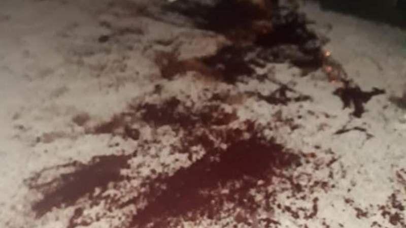 Horror en El Jagüel: le cortaron la mano a machetazos a un vecino