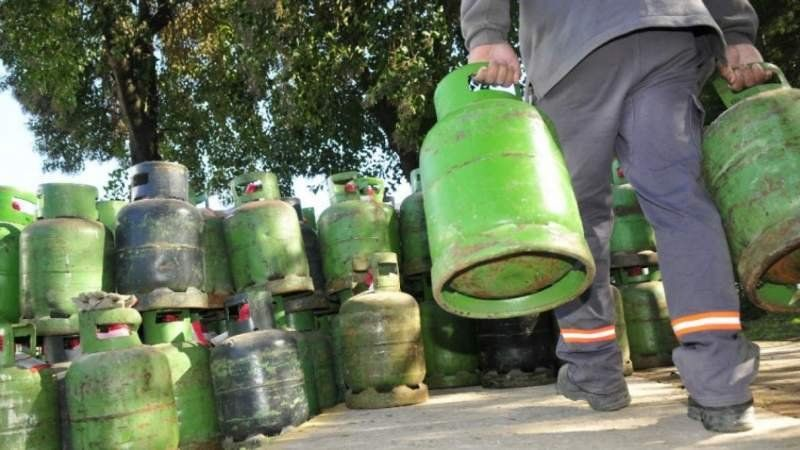 Vuelve a subir el precio del gas envasado