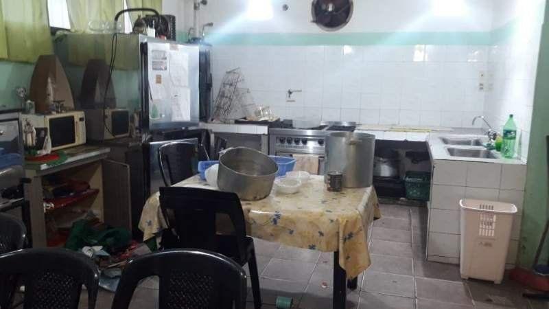 Berazategui: robaron el comedor infantil de una parroquia