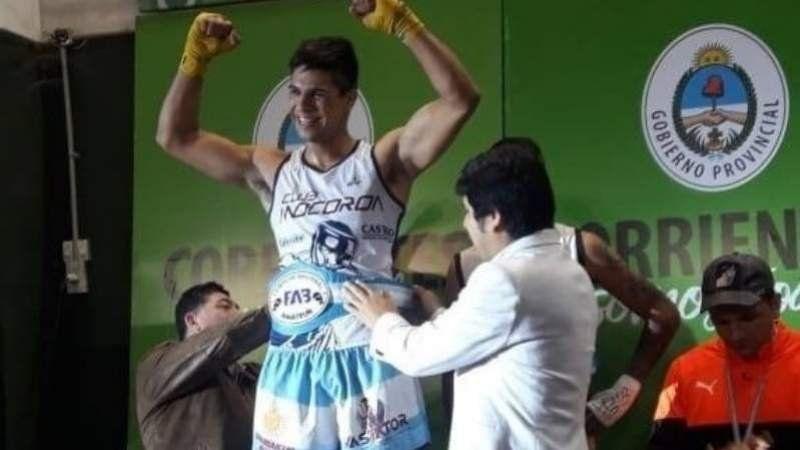 San Juan: Salió campeón argentino de boxeo hace cuatro días y murió en un accidente
