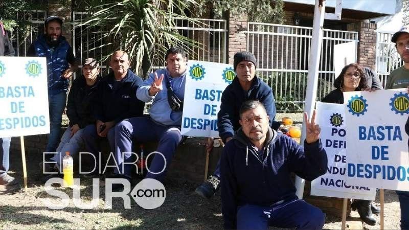 Burzaco: Reincorporaron a los trabajadores despedidos de Viauro
