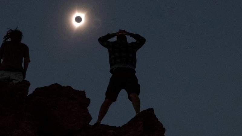 Cómo se verá el eclipse en la zona sur de Buenos Aires