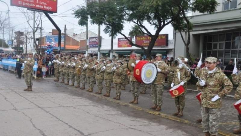 Cómo será el desfile del 9 de Julio en Alejandro Korn