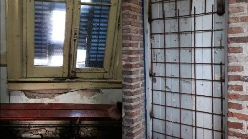 El drama de una escuela de Burzaco: sufrió 7 robos en 10 días