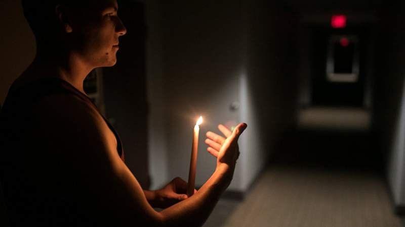 Sin luz: ocho countries de Canning no tienen servicio électrico