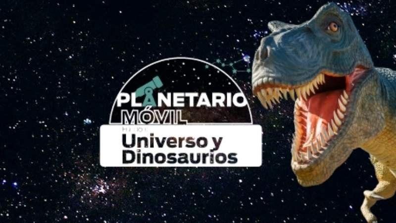 Dinosaurios y planetas en Lanús