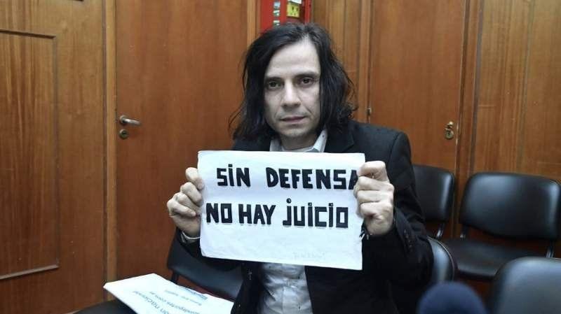 El músico Cristian Aldana fue condenado a 22 años de prisión por corrupción de menores