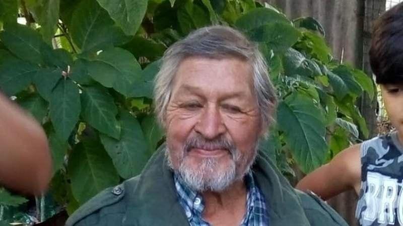 Desesperada búsqueda de un abuelo perdido en San Vicente
