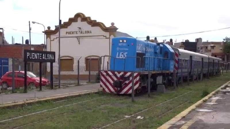 Quieren cerrar el tren que va de Alsina a Aldo Bonzi