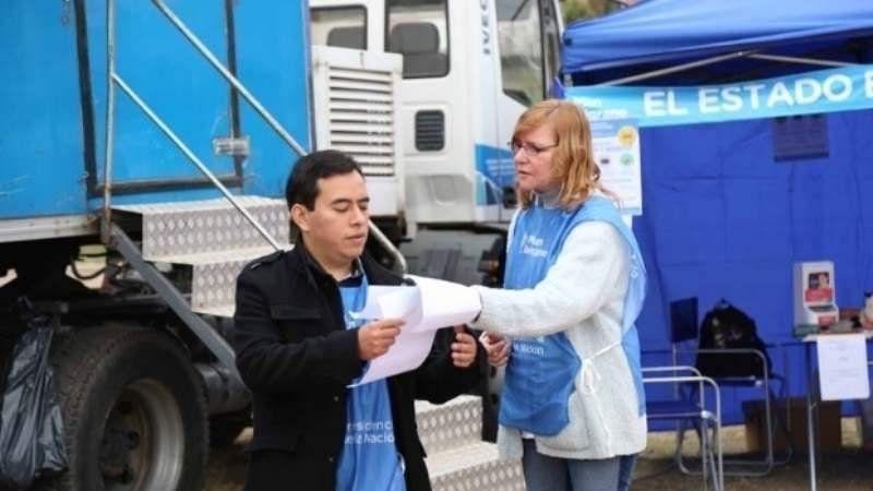 Vuelve El Estado en tu Barrio a Lomas de Zamora