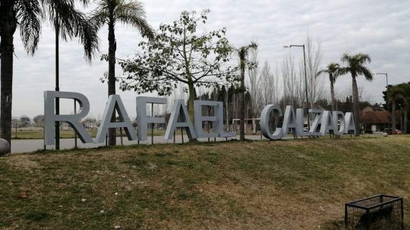 Rafael Calzada celebró sus 110 años de vida