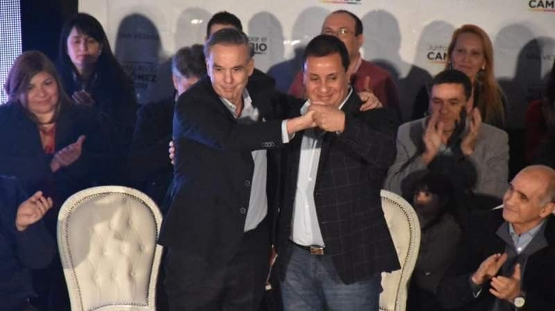 Listas confirmadas: 11 precandidatos a intendente en San Vicente