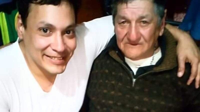 Después de 36 años encontró a su papá