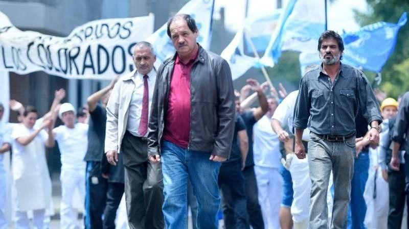 Hugo Moyano demandó a Adrián Suar y a Julio Chávez por la ficción El Tigre Verón