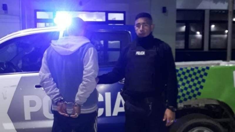 Detuvieron a un ladrón después de robar en una casa en Alejandro Korn