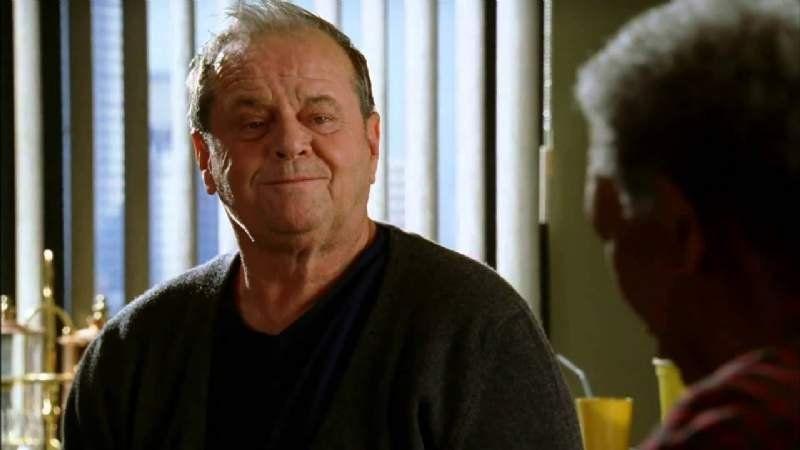 El documental de Jack Nicholson y un revelación trascendental de su vida